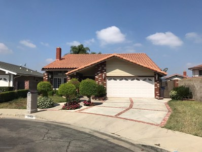 19451 Raskin Drive, Rowland Heights, CA 91748 - MLS#: 818004352