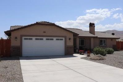 21089 Nandina Street, Apple Valley, CA 92308 - MLS#: 818004356