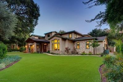 333 S San Rafael Avenue, Pasadena, CA 91105 - MLS#: 818004360