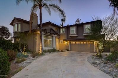 3503 Giddings Ranch Road, Altadena, CA 91001 - MLS#: 818004363