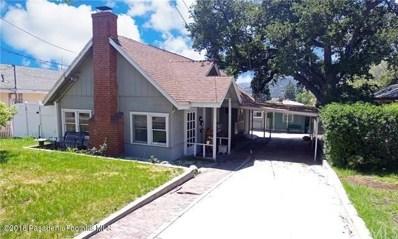 2528 Piedmont Avenue, Montrose, CA 91020 - MLS#: 818004371