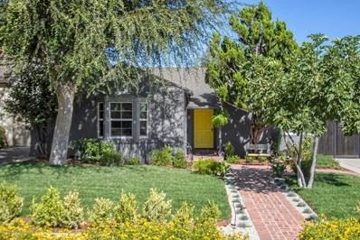 1580 N Roosevelt Avenue, Pasadena, CA 91104 - MLS#: 818004384