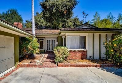 407 W Orange Grove Avenue, Sierra Madre, CA 91024 - MLS#: 818004402