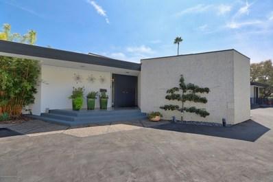 1390 Greenmont Drive, Glendale, CA 91208 - MLS#: 818004433