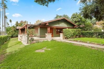 915 N Hudson Avenue, Pasadena, CA 91104 - MLS#: 818004445