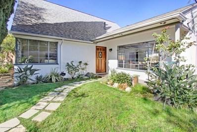 616 Luton Drive, Glendale, CA 91206 - MLS#: 818004461