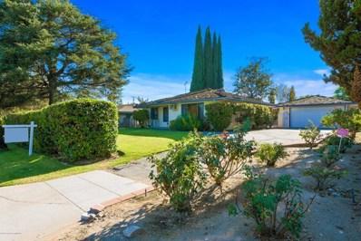 1315 S San Gabriel Boulevard, San Marino, CA 91108 - MLS#: 818004480