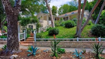 1627 La Loma Road, Pasadena, CA 91105 - MLS#: 818004481