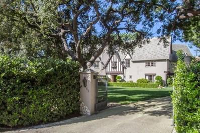 65 S San Rafael Avenue, Pasadena, CA 91105 - MLS#: 818004482