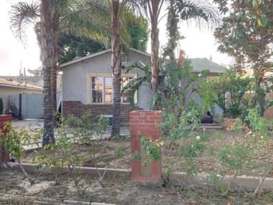 4819 Elrovia Avenue, El Monte, CA 91732 - MLS#: 818004492