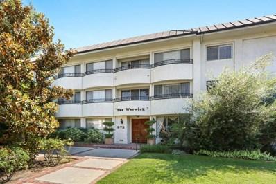 972 E California Boulevard UNIT 307, Pasadena, CA 91106 - MLS#: 818004495