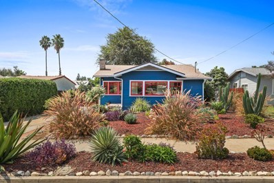 803 Brooks Avenue, Pasadena, CA 91103 - MLS#: 818004510