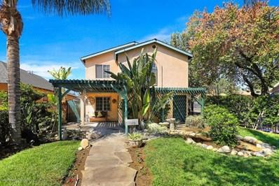 555 N Summit Avenue, Pasadena, CA 91103 - MLS#: 818004527