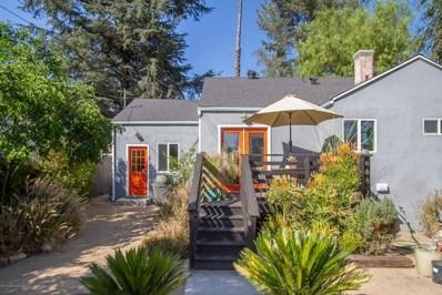 424 Devirian Place, Altadena, CA 91001 - MLS#: 818004533