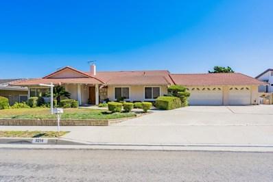 3214 El Sebo Avenue, Hacienda Hts, CA 91745 - MLS#: 818004535