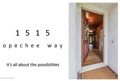 1515 Opechee Way, Glendale, CA 91208 - MLS#: 818004559