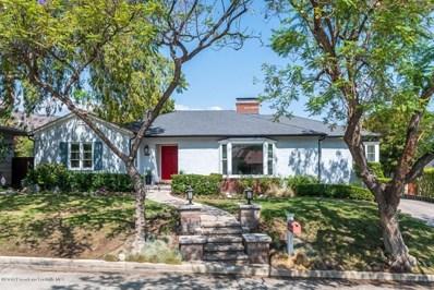 1321 Imperial Drive, Glendale, CA 91207 - MLS#: 818004560