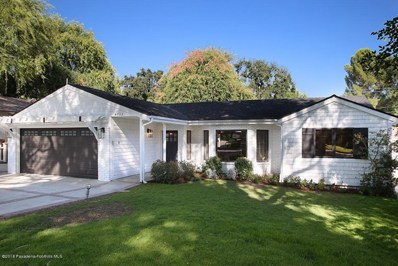 4732 Hampton Road, La Canada Flintridge, CA 91011 - MLS#: 818004566