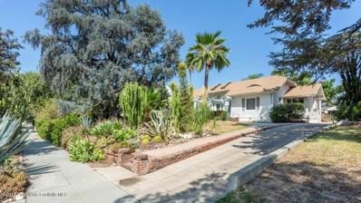 1607 E Orange Grove Boulevard, Pasadena, CA 91104 - MLS#: 818004567