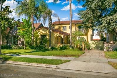 1117 N Cedar Street, Glendale, CA 91207 - MLS#: 818004569