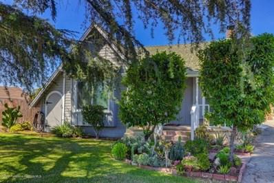 8919 Arcadia Avenue, San Gabriel, CA 91775 - MLS#: 818004614