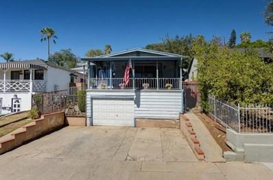 4763 Mendota Avenue, Los Angeles, CA 90042 - MLS#: 818004623
