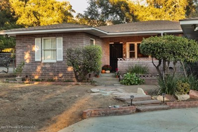 4184 Canyon Crest Road, Altadena, CA 91001 - MLS#: 818004630