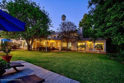 1129 N Granada Avenue, Alhambra, CA 91801 - MLS#: 818004632