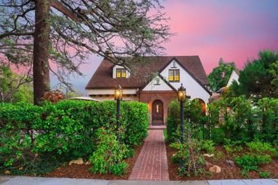 884 Old Mill Road, Pasadena, CA 91108 - MLS#: 818004636