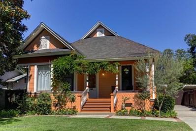 669 E Villa Street, Pasadena, CA 91101 - MLS#: 818004654