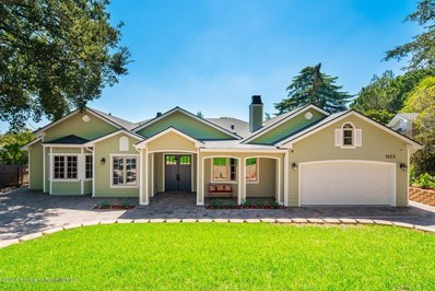 1222 Green Lane, La Canada Flintridge, CA 91011 - MLS#: 818004656