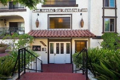 605 N Louise Street UNIT 101, Glendale, CA 91206 - MLS#: 818004687