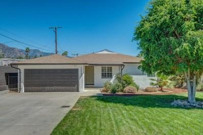 2352 El Sol Avenue, Altadena, CA 91001 - MLS#: 818004693