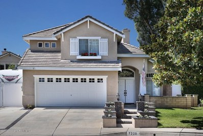 7220 Cosenza Place Place, Alta Loma, CA 91701 - MLS#: 818004697