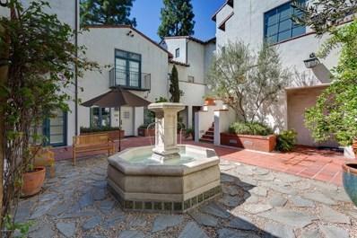 700 E Union Street UNIT 301, Pasadena, CA 91101 - MLS#: 818004738