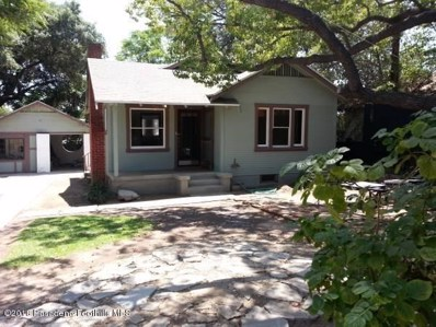478 Toolen Place, Pasadena, CA 91103 - MLS#: 818004757