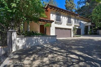 78 N Arroyo Boulevard, Pasadena, CA 91105 - MLS#: 818004761
