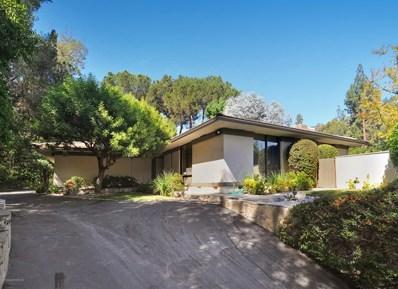 1335 Carnarvon Drive, Pasadena, CA 91103 - MLS#: 818004801