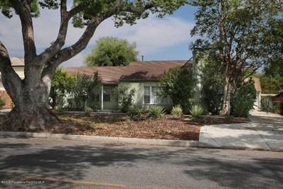 1212 S Mayflower Avenue, Arcadia, CA 91006 - MLS#: 818004802
