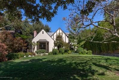 639 La Loma Road, Pasadena, CA 91105 - MLS#: 818004857