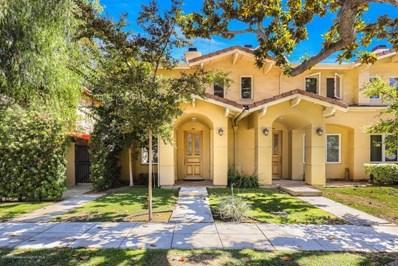 98 N Craig Avenue UNIT 18, Pasadena, CA 91107 - MLS#: 818004875