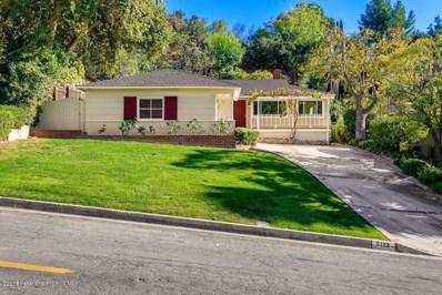 5122 Crown Avenue, La Canada Flintridge, CA 91011 - MLS#: 818004905