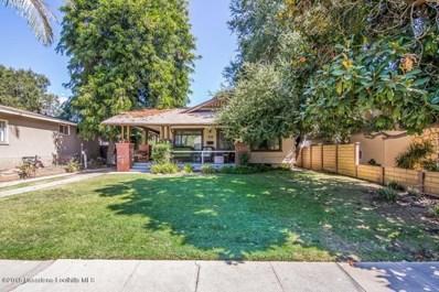554 N Michigan Avenue, Pasadena, CA 91106 - MLS#: 818004908
