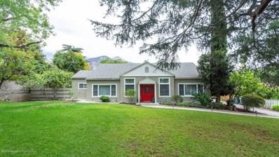 2556 Tanoble Drive, Altadena, CA 91001 - MLS#: 818004917