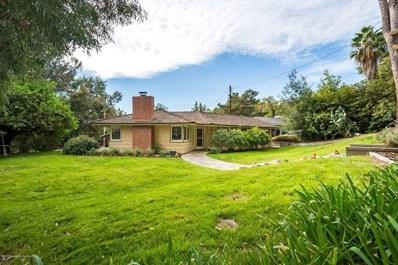 1976 E Loma Alta Drive, Altadena, CA 91001 - MLS#: 818004931