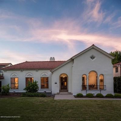 1541 Rose Villa Street, Pasadena, CA 91106 - MLS#: 818004934