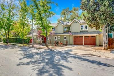 1799 Kenneth Way, Pasadena, CA 91103 - MLS#: 818004990