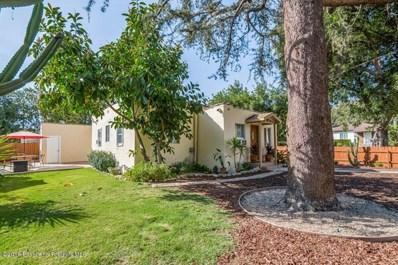 272 Wyoming Street, Pasadena, CA 91103 - MLS#: 818005004