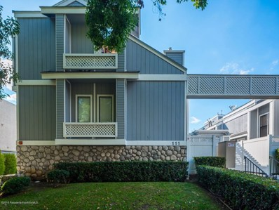 111 S Sierra Madre Boulevard UNIT 3, Pasadena, CA 91107 - MLS#: 818005007