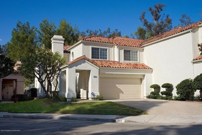893 Calle Amable, Glendale, CA 91208 - MLS#: 818005025
